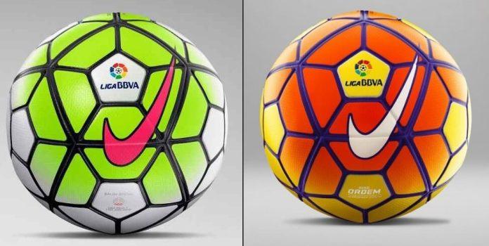 El Balón de La Liga ya no será de Nike