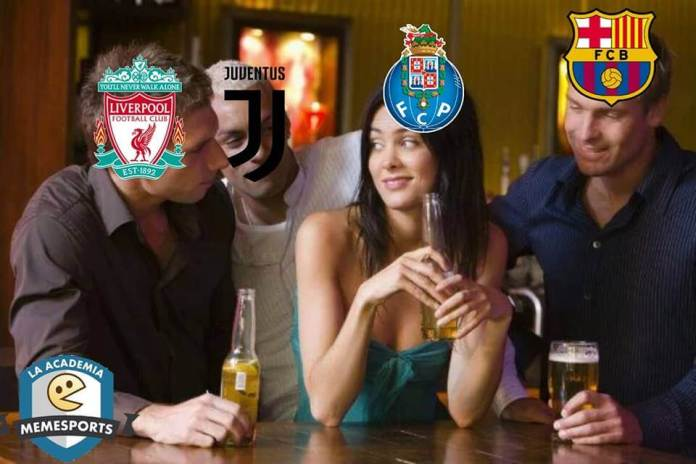 Memes Sorteo Cuartos Champions 2019
