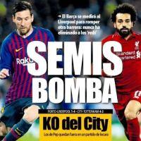 Las Portadas Deportivas 18/04/2019 | Marca, As, Sport, Mundo Deportivo