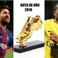 Bota de Oro 2018-2019 | Clasificación actualizada