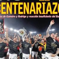 Las Portadas Deportivas 26/05/2019 | Marca, As, Sport, Mundo Deportivo