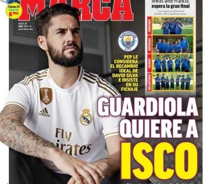 Portadas Deportivas 27/06/2019