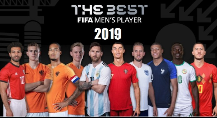 Candidatos FIFA The Best 2019