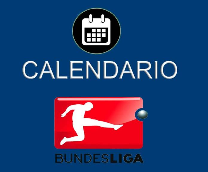 Calendario Bundesliga 2020-2021 | Liga Alemana
