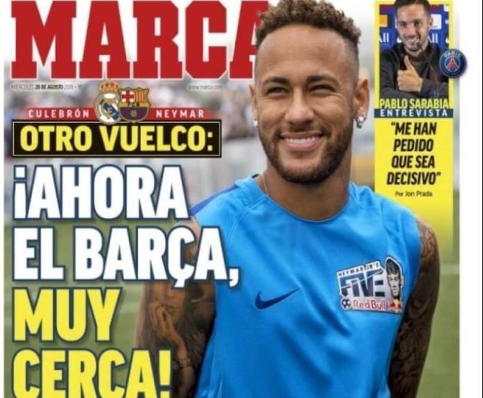 Portadas Deportivas 28/08/2019