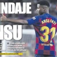 Las Portadas Deportivas 14/10/2019 | Marca, As, Sport, Mundo Deportivo