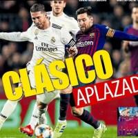 Las Portadas Deportivas 18/10/2019 | Marca, As, Sport, Mundo Deportivo