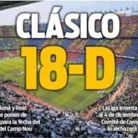 Las Portadas Deportivas 19/10/2019 | Marca, As, Sport, Mundo Deportivo