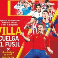 Las Portadas Deportivas 14/11/2019 | Marca, As, Sport, Mundo Deportivo