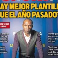 Portadas Diarios Deportivos 17/11/2019 | Marca, As, Sport, Mundo Deportivo