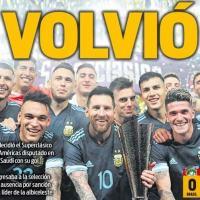 Portadas Diarios Deportivos 16/11/2019 | Marca, As, Sport, Mundo Deportivo