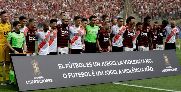 river flamengo final libertadores 2019