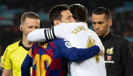 Barcelona 0-0 Real Madrid Jornada 10    El clásico 2019