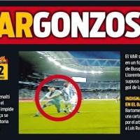 Portadas Diarios Deportivos 15/12/2019 | Marca, As, Sport, Mundo Deportivo