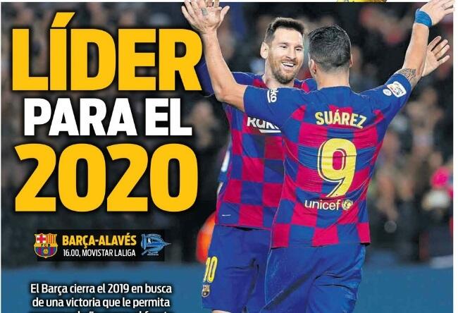 Portadas Diarios Deportivos 21/12/2019