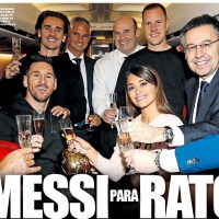 Portadas Diarios Deportivos 04/12/2019 | Marca, As, Sport, Mundo Deportivo