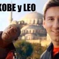 Kobe Bryant-Lionel Messi: El Mejor anuncio de la Década
