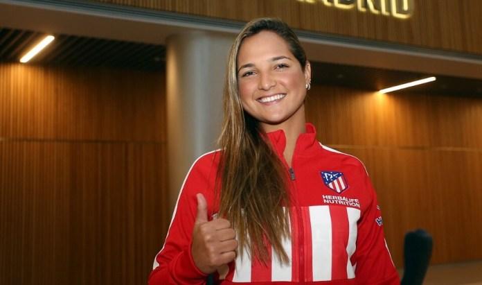Deyna Castellanos al Atlético de Madrid