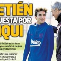 Portadas Diarios Deportivos Sábado 18/01/2020 | Marca, As, Sport, Mundo Deportivo