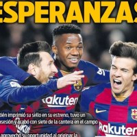 Portadas Diarios Deportivos Lunes 20/01/2020 | Marca, As, Sport, Mundo Deportivo