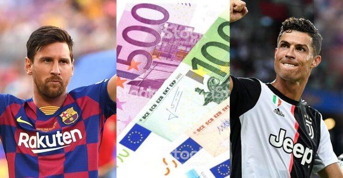 Los Futbolistas Mejor Pagados del 2020