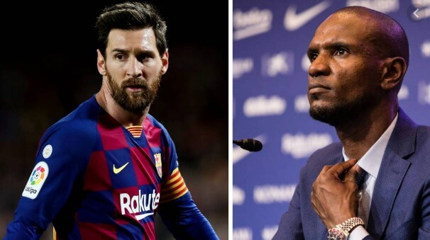 Messi vs. Abidal