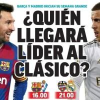 Portadas Diarios Deportivos Sábado 22/02/2020 | Marca, As, Sport, Mundo Deportivo