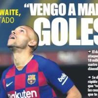 Portadas Diarios Deportivos Viernes 21/02/2020 | Marca, As, Sport, Mundo Deportivo