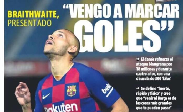 Portadas Diarios Deportivos Viernes 21/02/2020