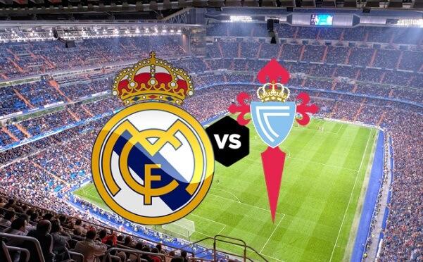 Alineación Real Madrid-Celta de Vigo Jornada 24