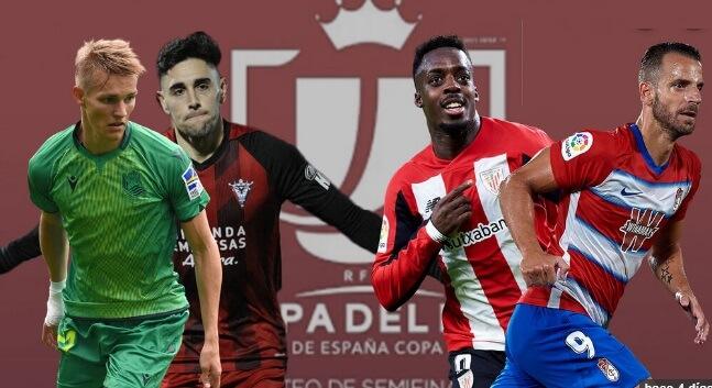 Semifinales de Copa del Rey