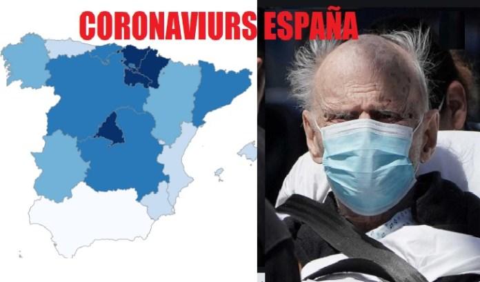 El peor Día del Coronavirus en España