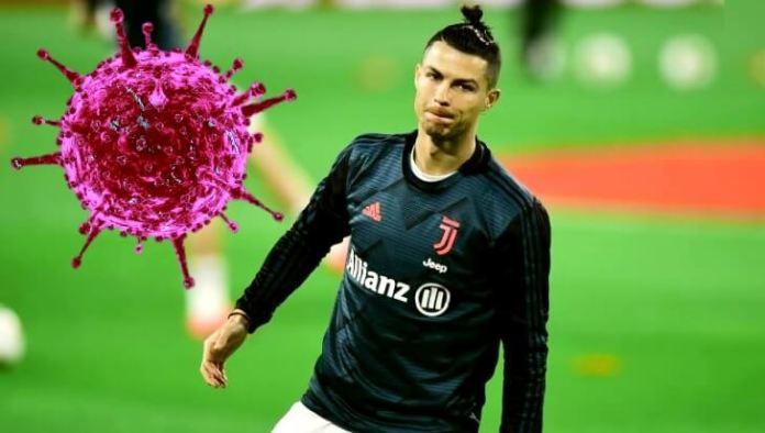 Cristiano Ronaldo en Cuarentena y no vuelve a Italia