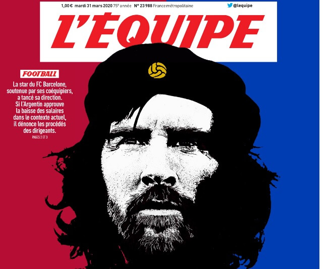 Messi Che Guevara