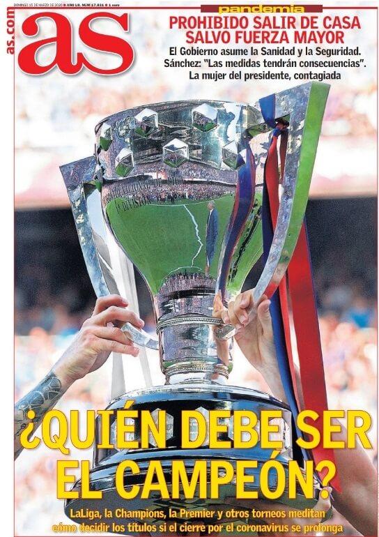 portadas diarios deportivos