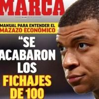 Portadas Diarios Deportivos Miércoles 1/04/2020 | Marca, As, Sport, Mundo Deportivo