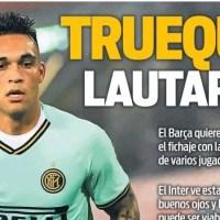 Portadas Diarios Deportivos Jueves 26/03/2020 | Marca, As, Sport, Mundo Deportivo