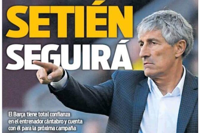 Portadas Diarios Deportivos Viernes 20