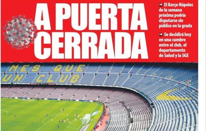 Portadas Diarios Deportivos Martes 10