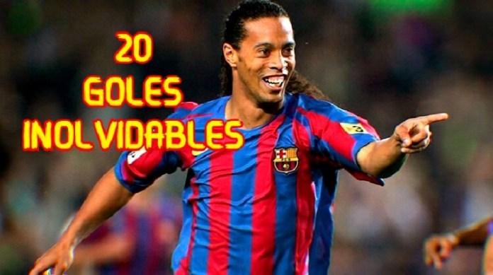 20 Goles Inolvidables que Marcaron Época