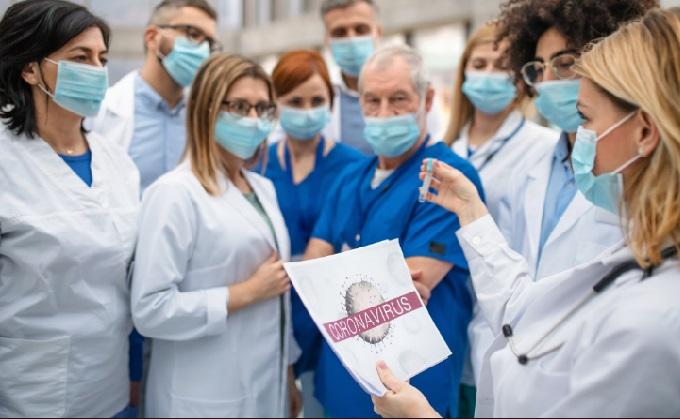 El Coronavirus da una Tregua a España | La Curva se aplana