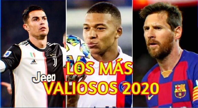 Los 10 Jugadores Más Valiosos 2020