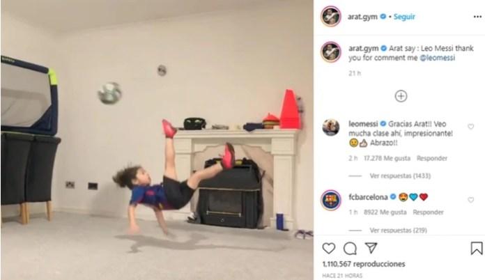 Arat Hosseini Messi