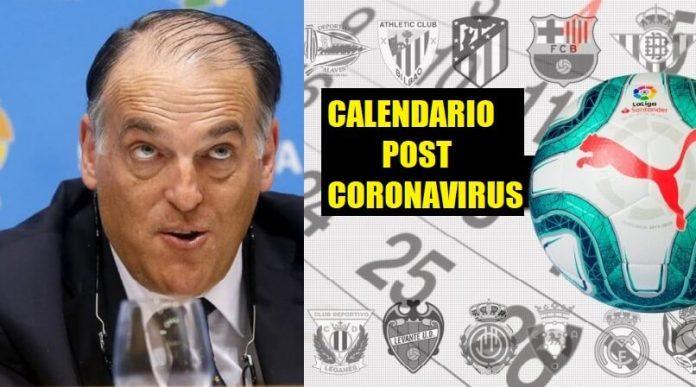 El Nuevo Calendario de la Liga 2020