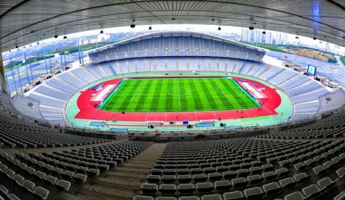 Imagen del estadio olímpico Ataturk de Estambul, sede de la final de la Champions 2020