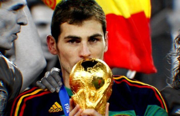 Iker Casillas se retira del fútbol profesional con una emotiva carta