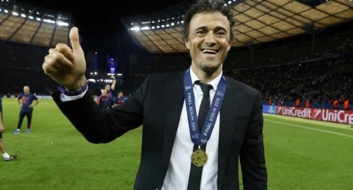 Luis Enrique cumple 50 años y da Gracias al Barça