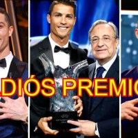Cristiano Ronaldo Adiós al Madrid y Adiós Premios Individuales