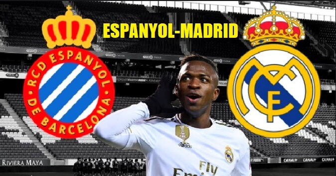 ¿Dónde Televisan el Real Madrid Hoy? Espanyol-Madrid