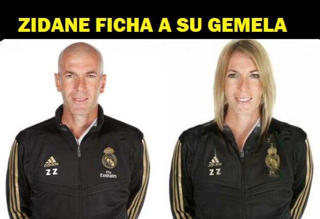 Memes Real Madrid-Eibar 2020